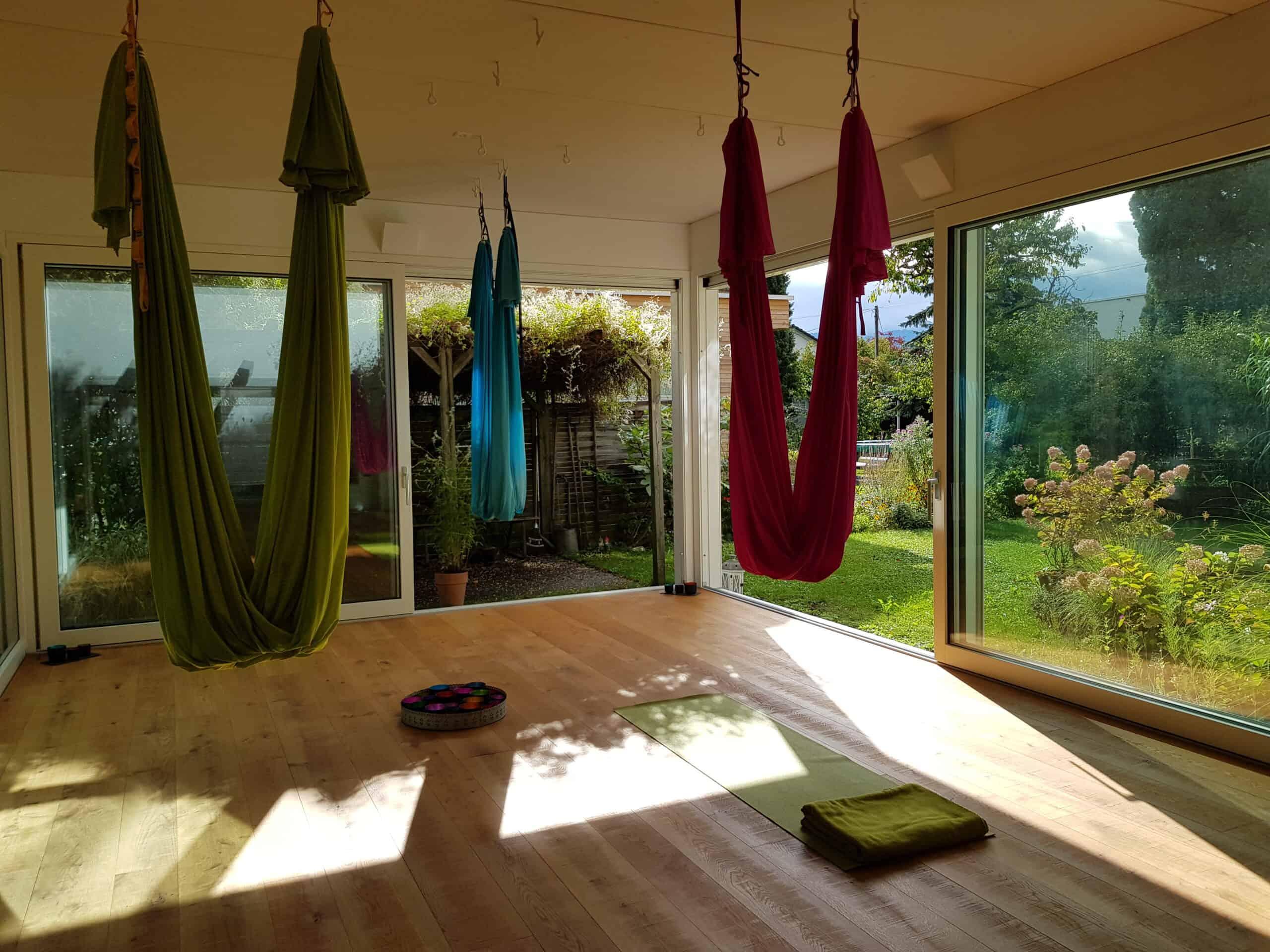 Workshop bewegen - entspannen - sein