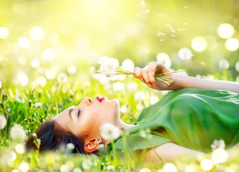 Entspannung durch bewusstes Atmen